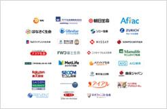 約30社の保険会社から比較してお客様に合った商品を選べるお店です。