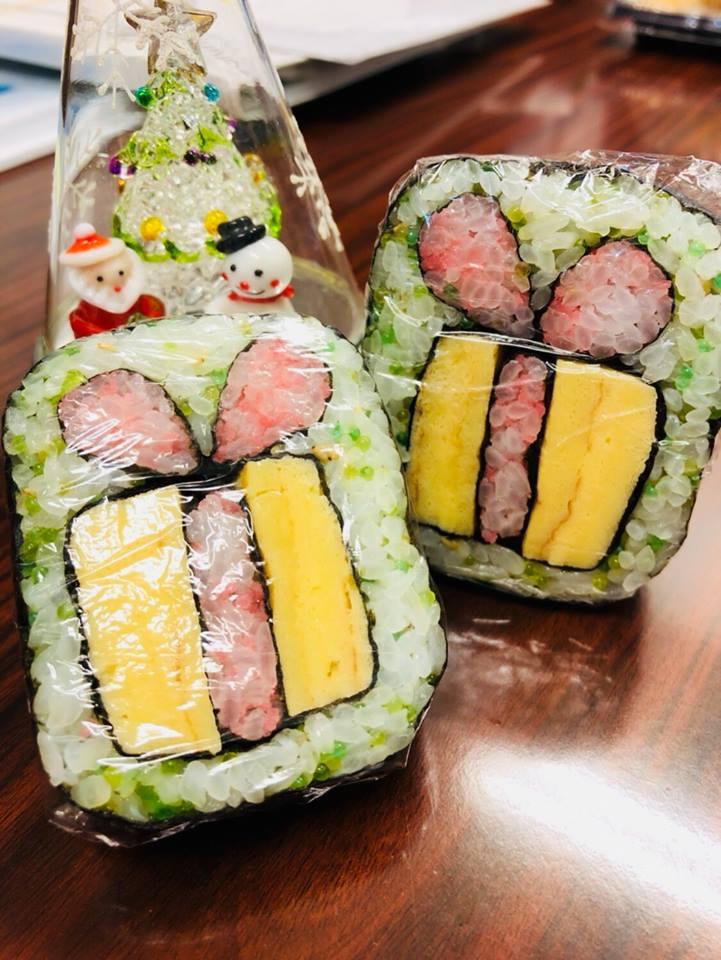飾り巻き寿司イベントを開催しました!(鹿嶋チェリオ店)